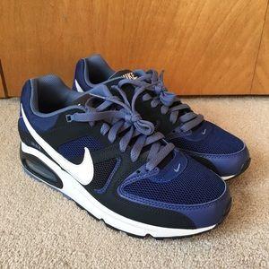 Mens Nike Air Max Command 2019 Blue Size 7.5